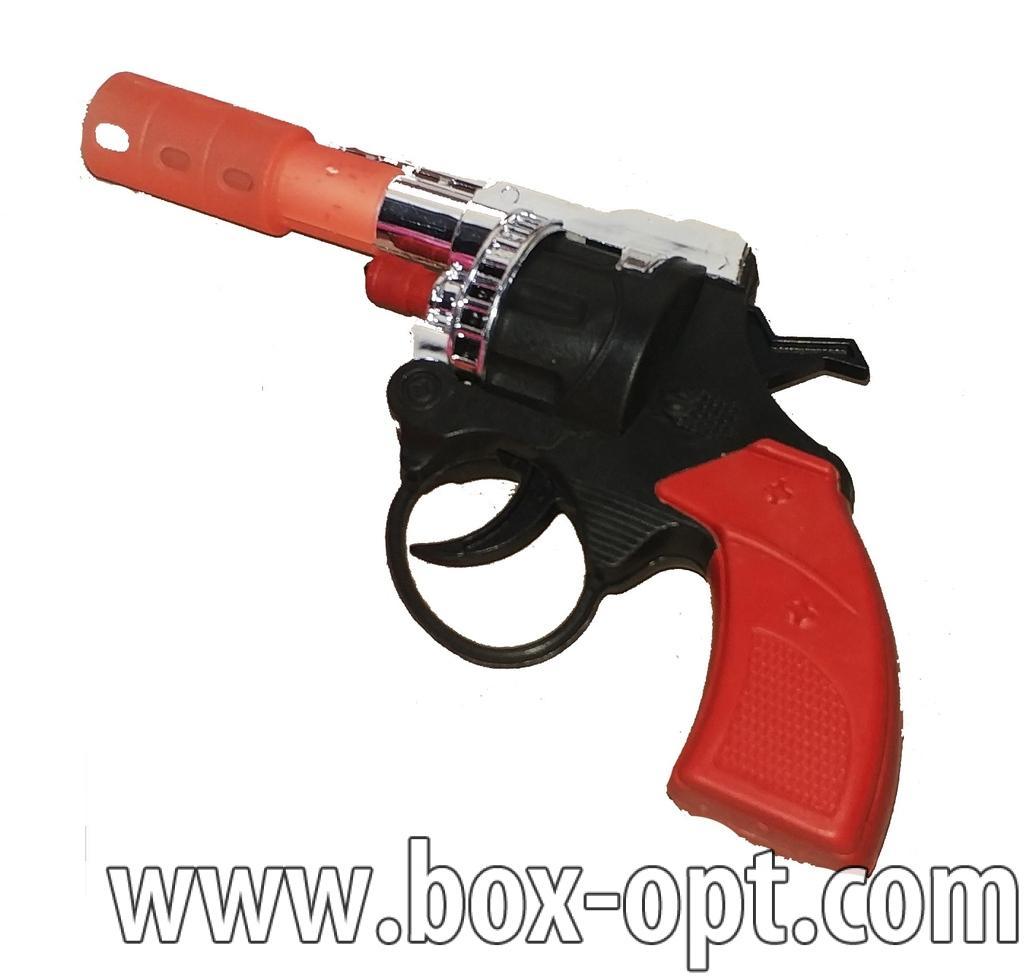 Револьвер под пистоны (в пакете)