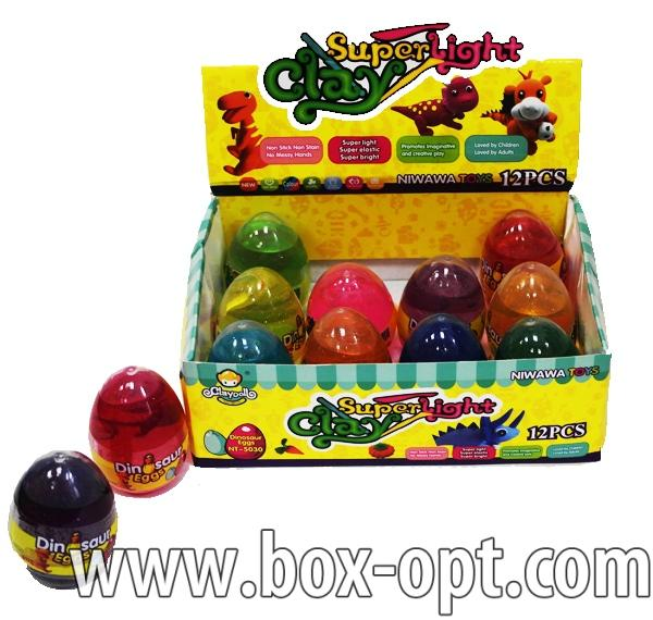 Слайм Яйцо динозавра