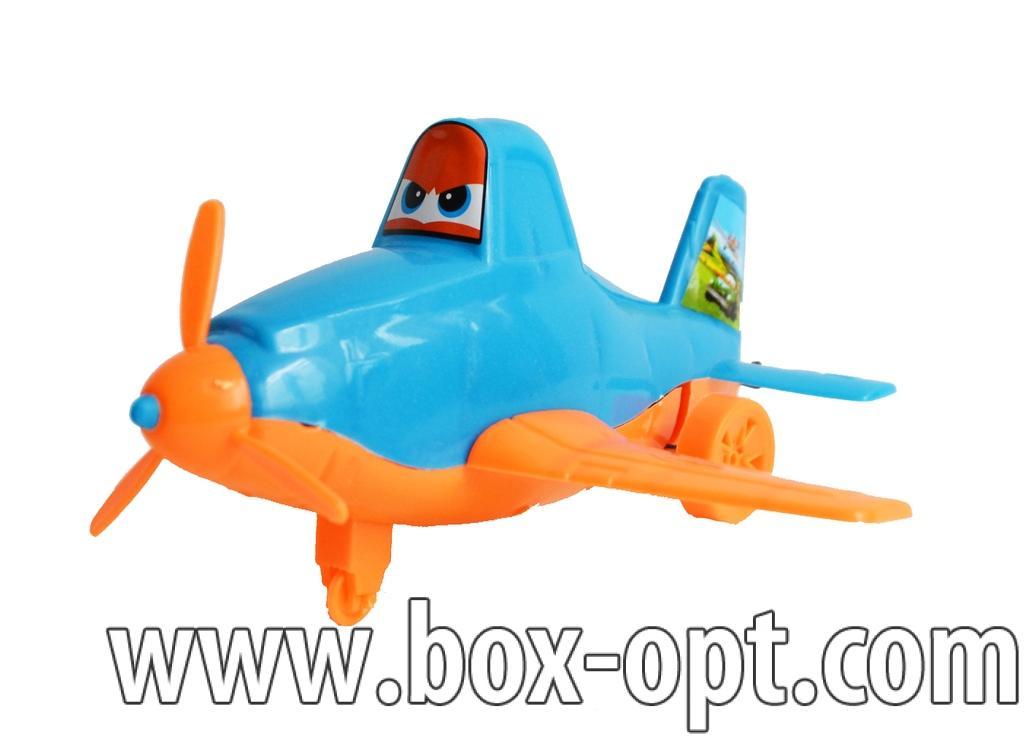 Заводной Вертолет с пропеллером (в пакете)
