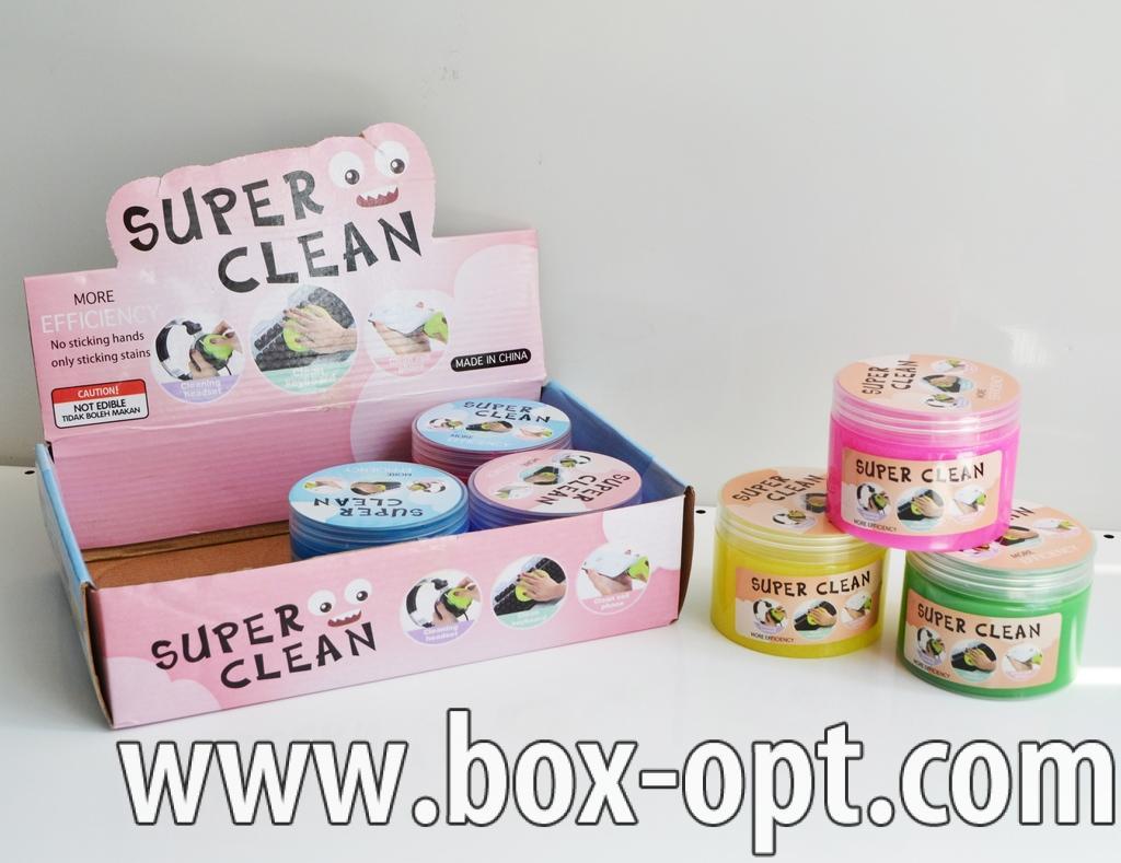 Жвачка для рук Super Clean (Maxy)