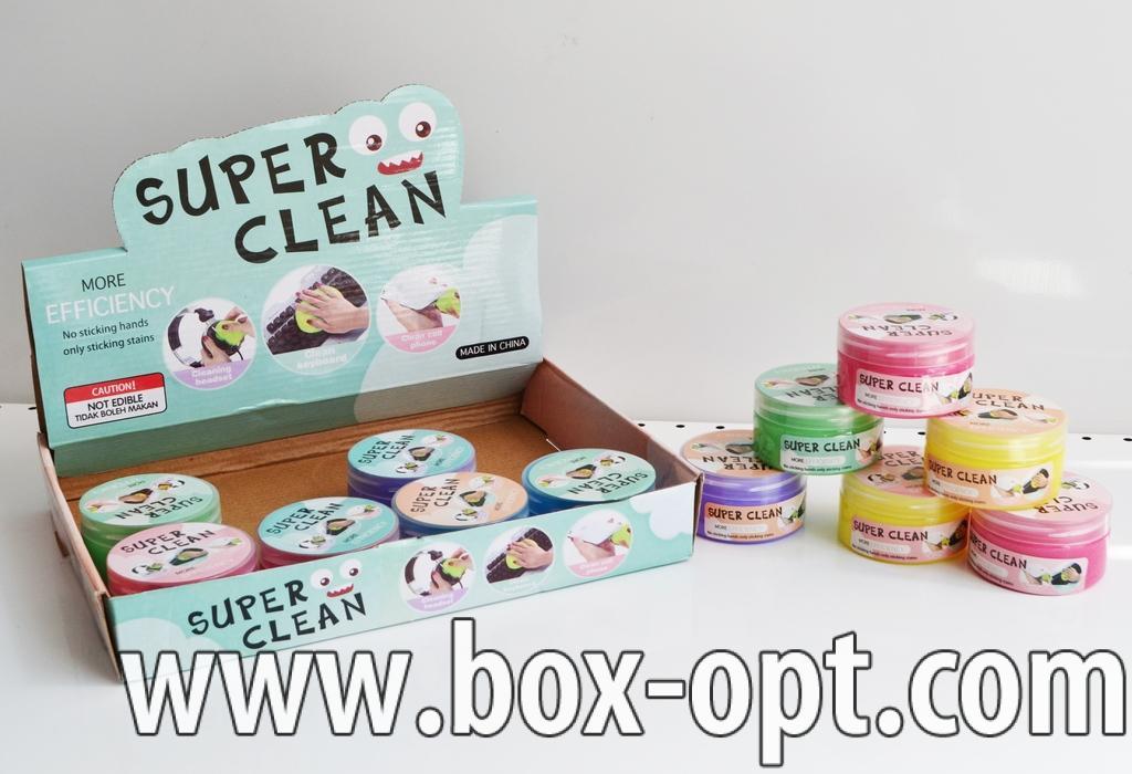 Жвачка для рук Super Clean (mini)