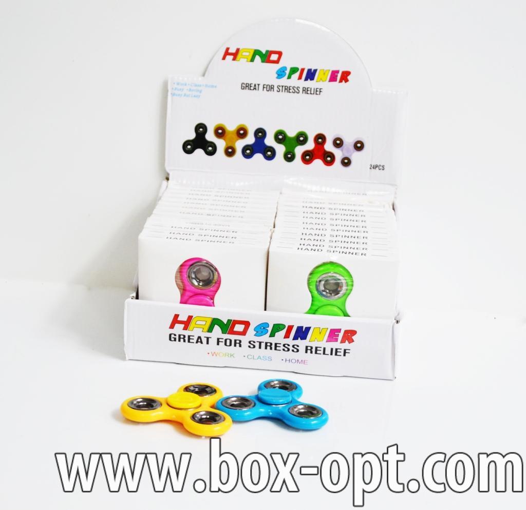 Антистресс hand Spinner (в коробке)