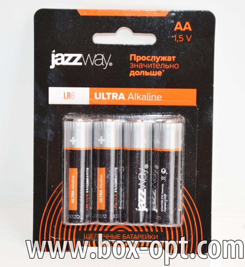Батарейки AA JazzWay