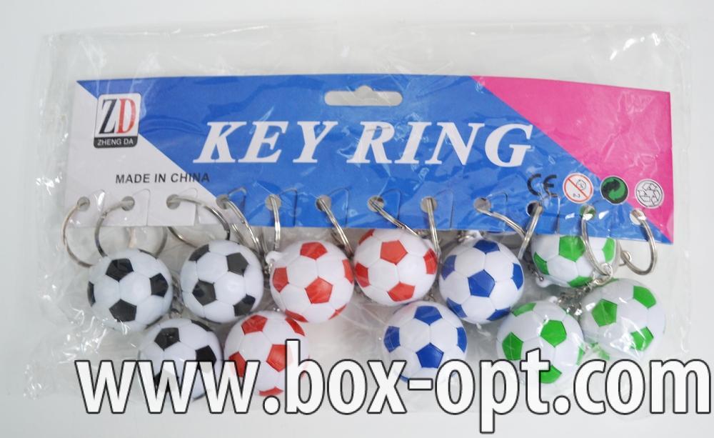 Брелок Футбольный мяч Key Chains (в пакете)