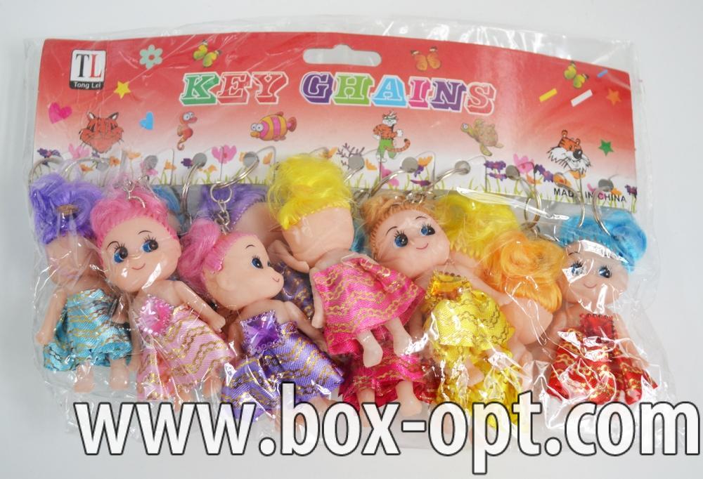 Брелок Кукла Key Chains