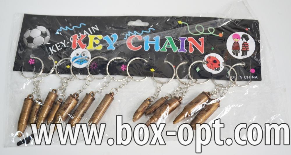 Брелок Пуля Пластик Key Chain (в пакете)