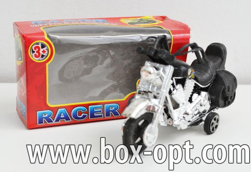Дорожный мотоцикл (в коробке)