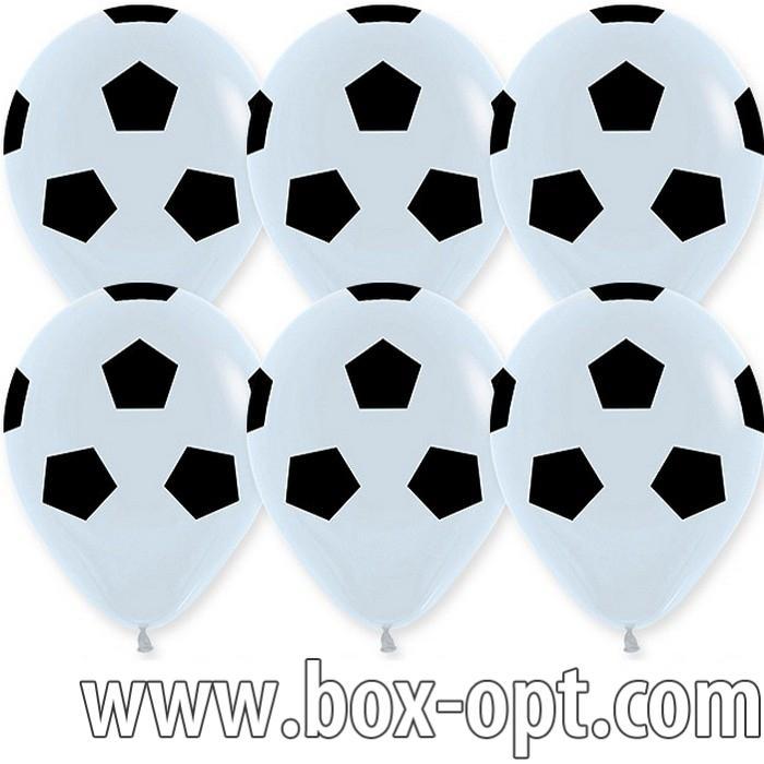 Воздушные Шары Футбол (100 PCS) (в пакете)