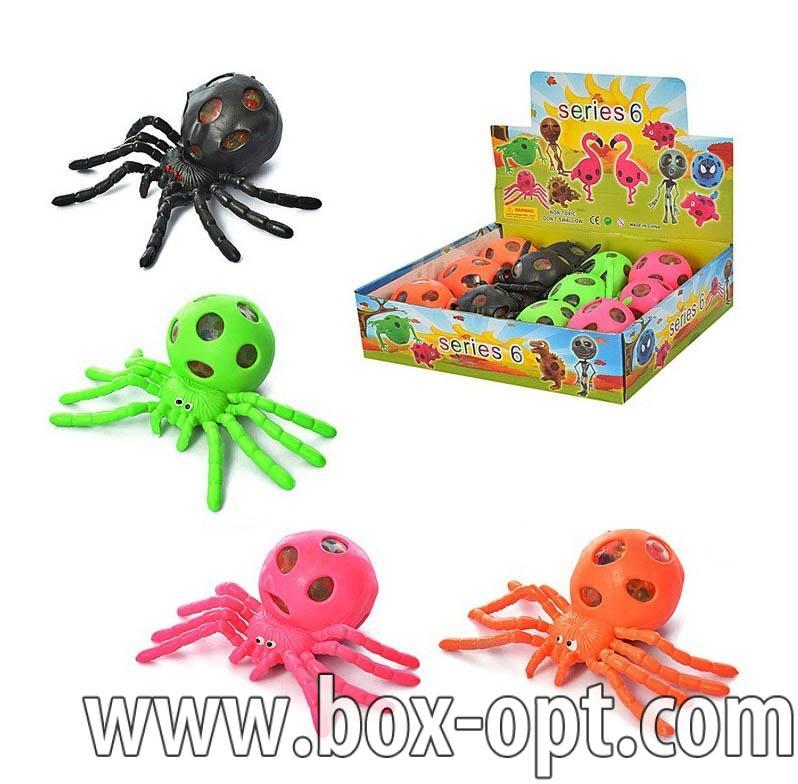 Антистресс animal (паук)
