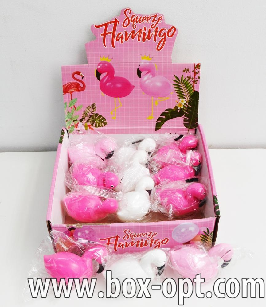 Антистресс Фламинго