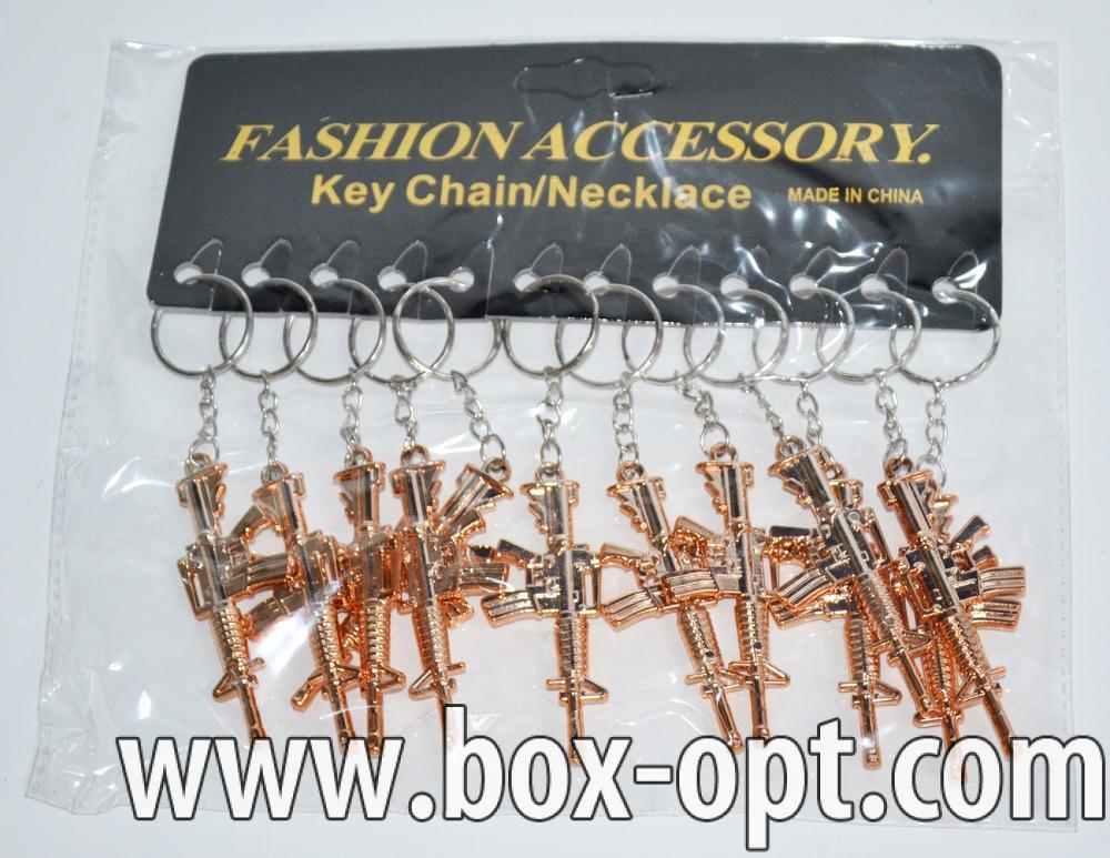 Брелок Автомат fashion Accessory (пластик)